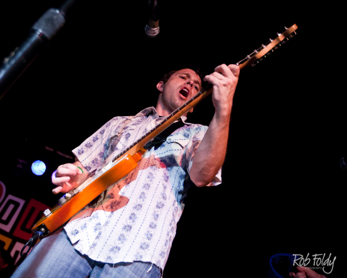16 September 2011:  Big Sky performs at Double Down Live in Gainesville, Fla.